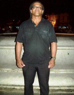Bob Baiano - Presidente do Afoxé Filhas de Olorum/ MOCPOP - Praça da Piedade (In memoriam)