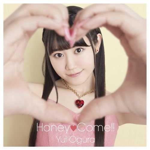 [Single] 小倉唯 – Honey Come!! (2015.08.12/MP3/RAR)