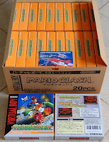 20x Mario Clash Boxed Retail Set