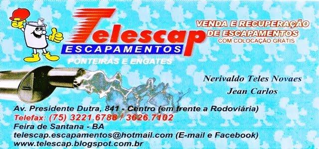 TELESCAP ESCAPAMENTOS