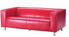 Arredo a modo mio spazi piccoli e divani in pelle le soluzioni ikea - Divano kivik ikea opinioni ...