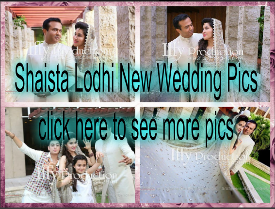 shaista odhi new wedding pics