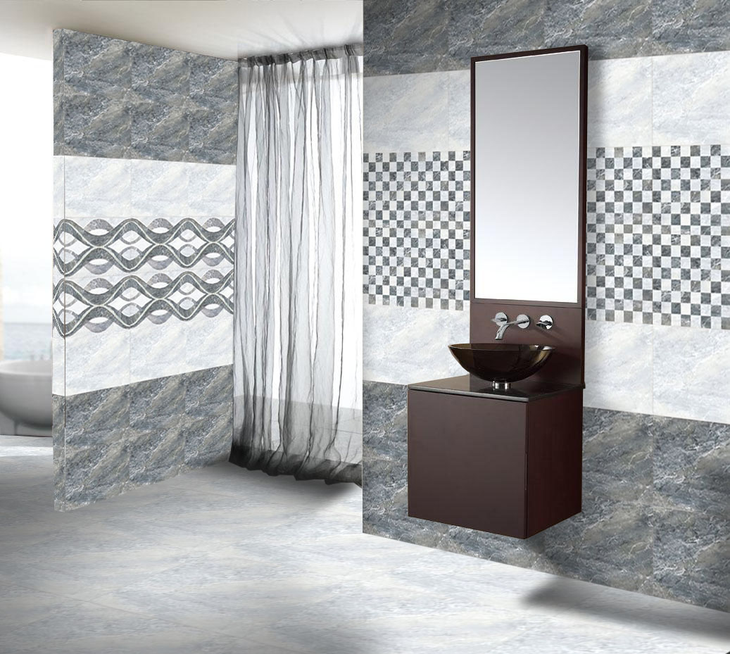 ... Bathroom Design At Our Website. We Have Use 250X375MM , 300X450 MM  Digital Wall Tiles In Our Bathroom.for More Information Visit Our Site :  Tiles Hub Part 2