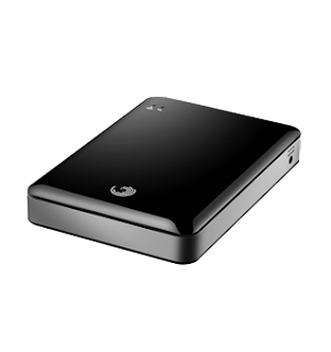 Seagate GoFlex Satellite™ Mobile Wireless Storage Review screenshot 2