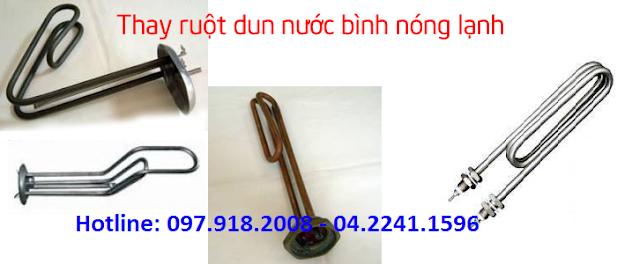 Bán sợi đốt bình nóng lạnh tại Hà Nội