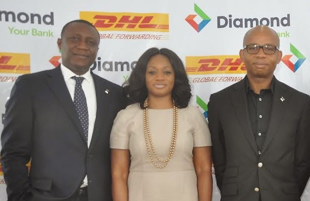 diamond bank shipping service