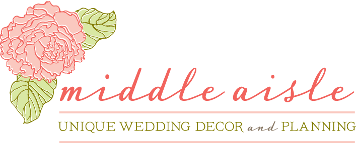 Middle Aisle, Wedding Planning, Southern Utah, St. George Weddings, Southern Utah Weddings
