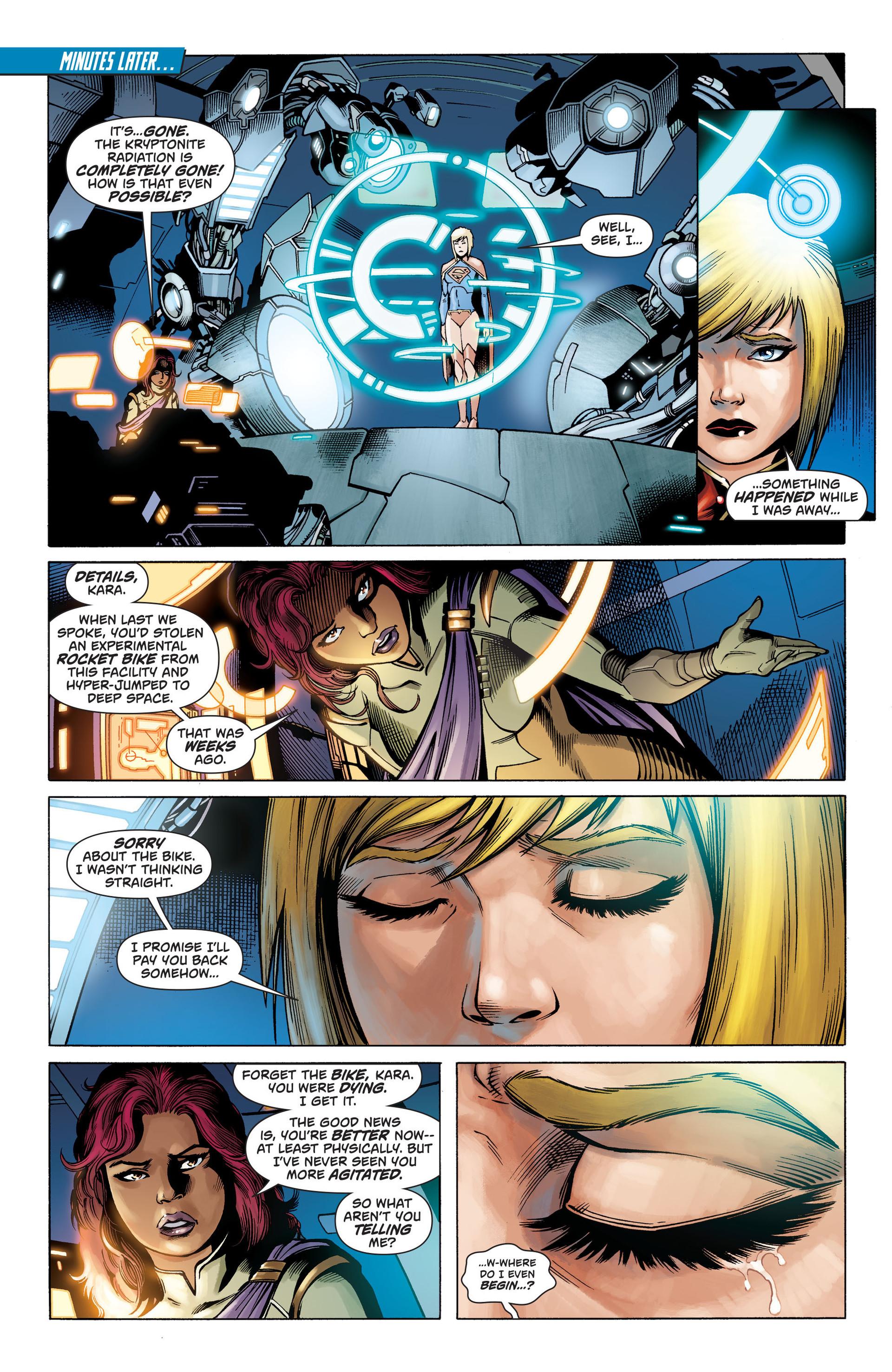 Supergirl (2011) Issue #26 #28 - English 10