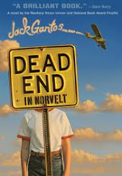 Featured Book: Dead End in Norvelt by Jack Gantos