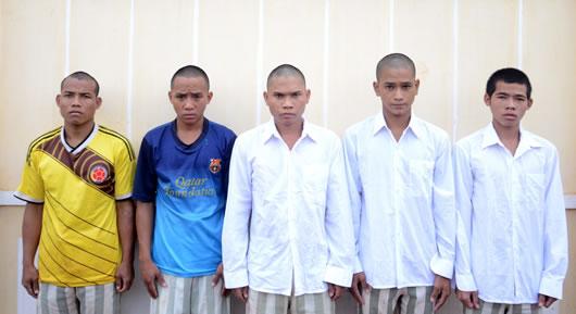 Gia Lai: Tạm giữ 5 kẻ ấu dâm
