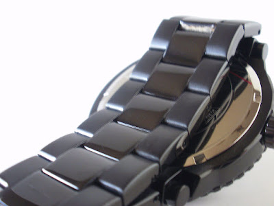 Black, Metal Band Watches, Bold Watches, Watches for Teens, Chunky Watches For Teens