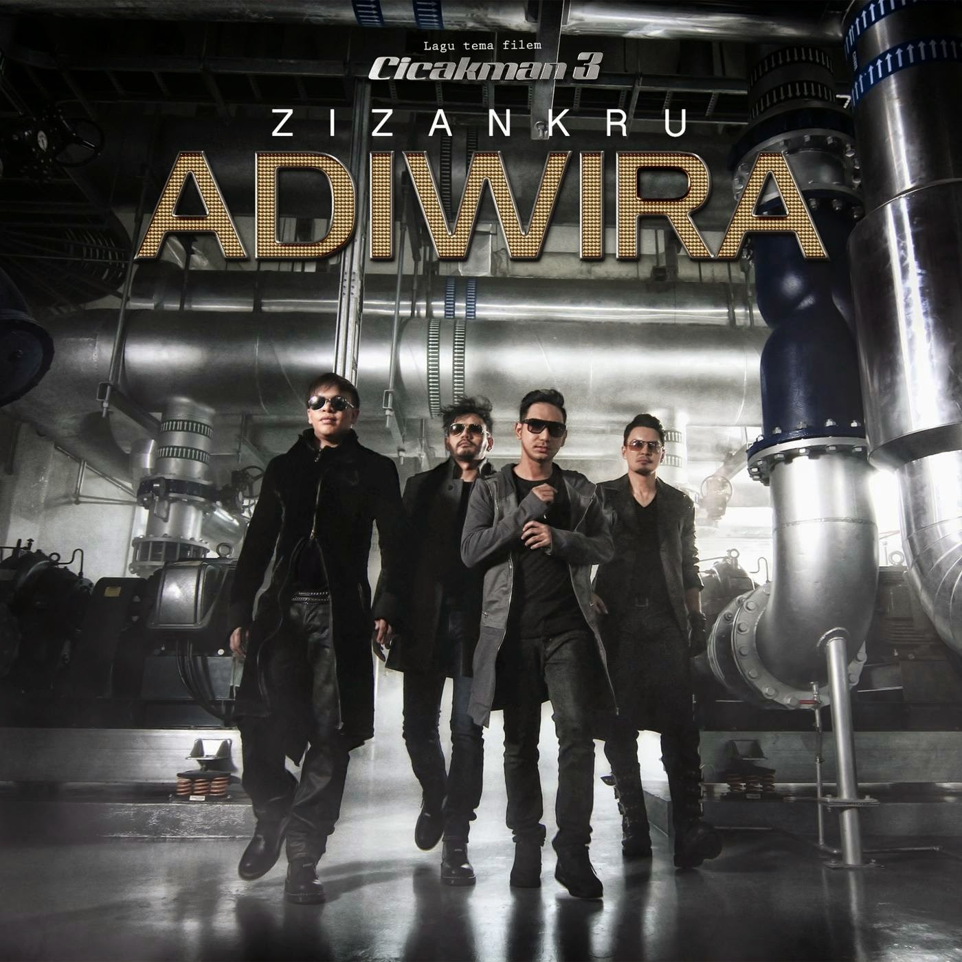 Adiwira OST Cicakman 3D