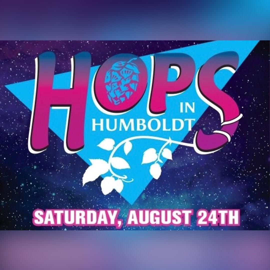 Hops in Humboldt