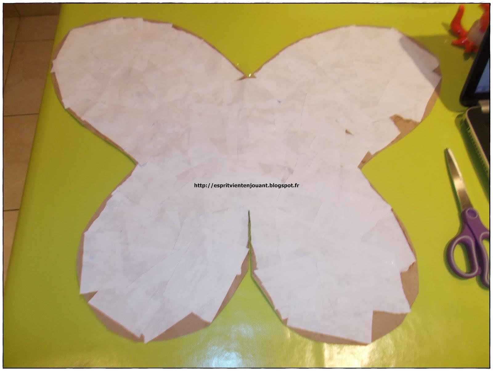 Faire De La Colle À Papier Peint - Colle à papier peint Esprit Cabane