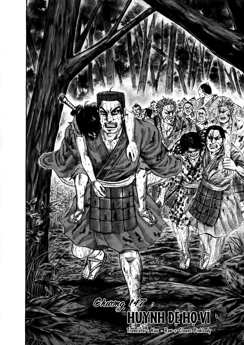 Kingdom - Vương Giả Thiên Hạ Chapter 147 page 3 - IZTruyenTranh.com