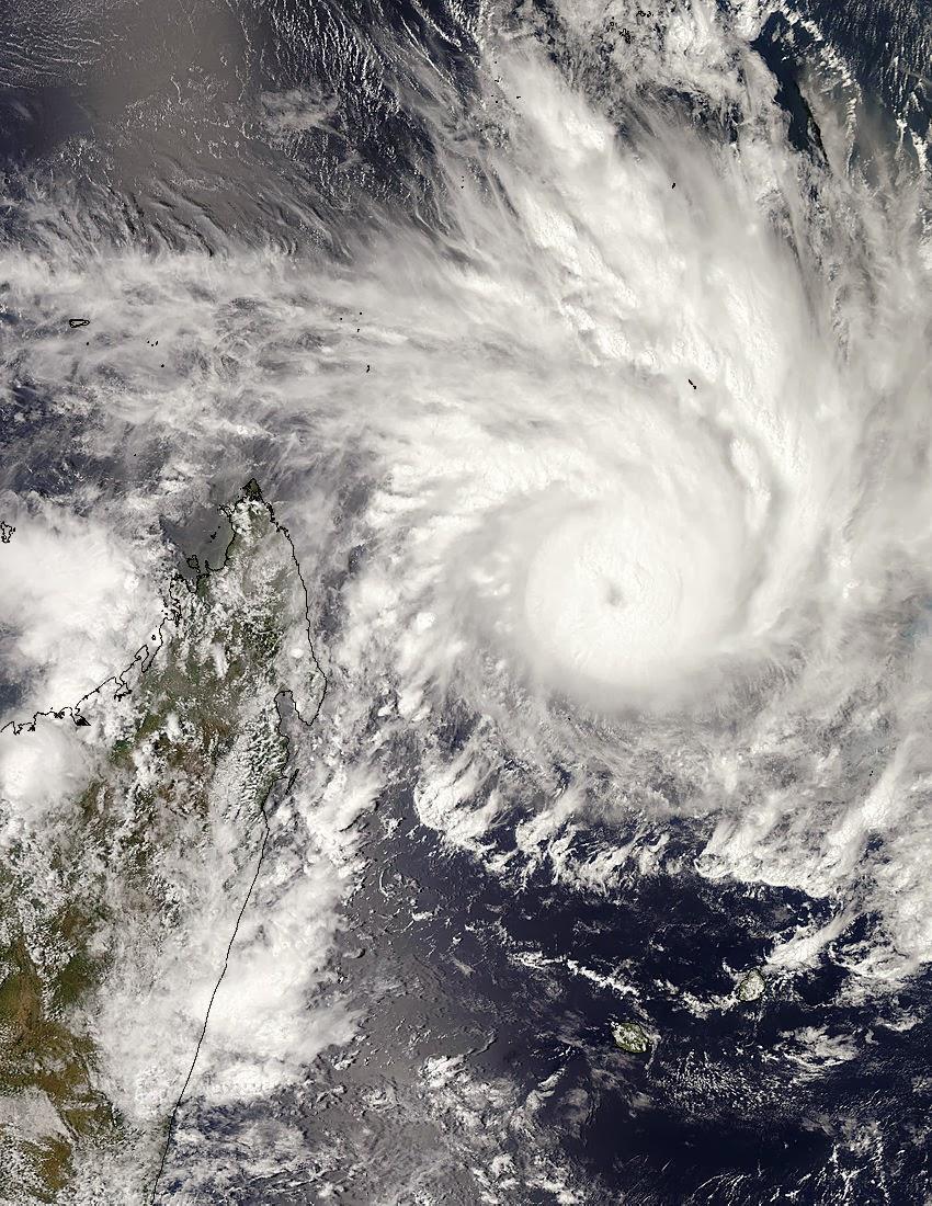 Cyclone Felleng