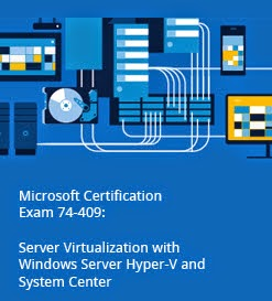 Tristans blog ebook 74 409 server virtualization with windows httpgoeammicrosoft certification exam fandeluxe Epub