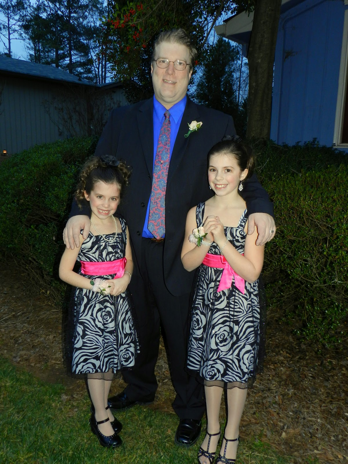 Father Daughter Dance Dresses