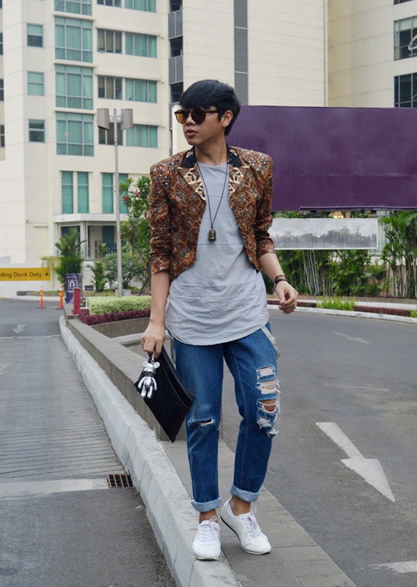 Ravi Agustiana Indonesian Fashion Blogger November 2015