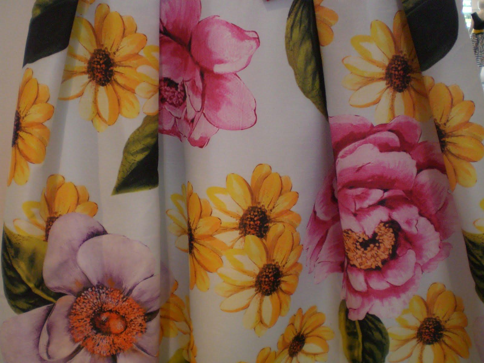flower print !