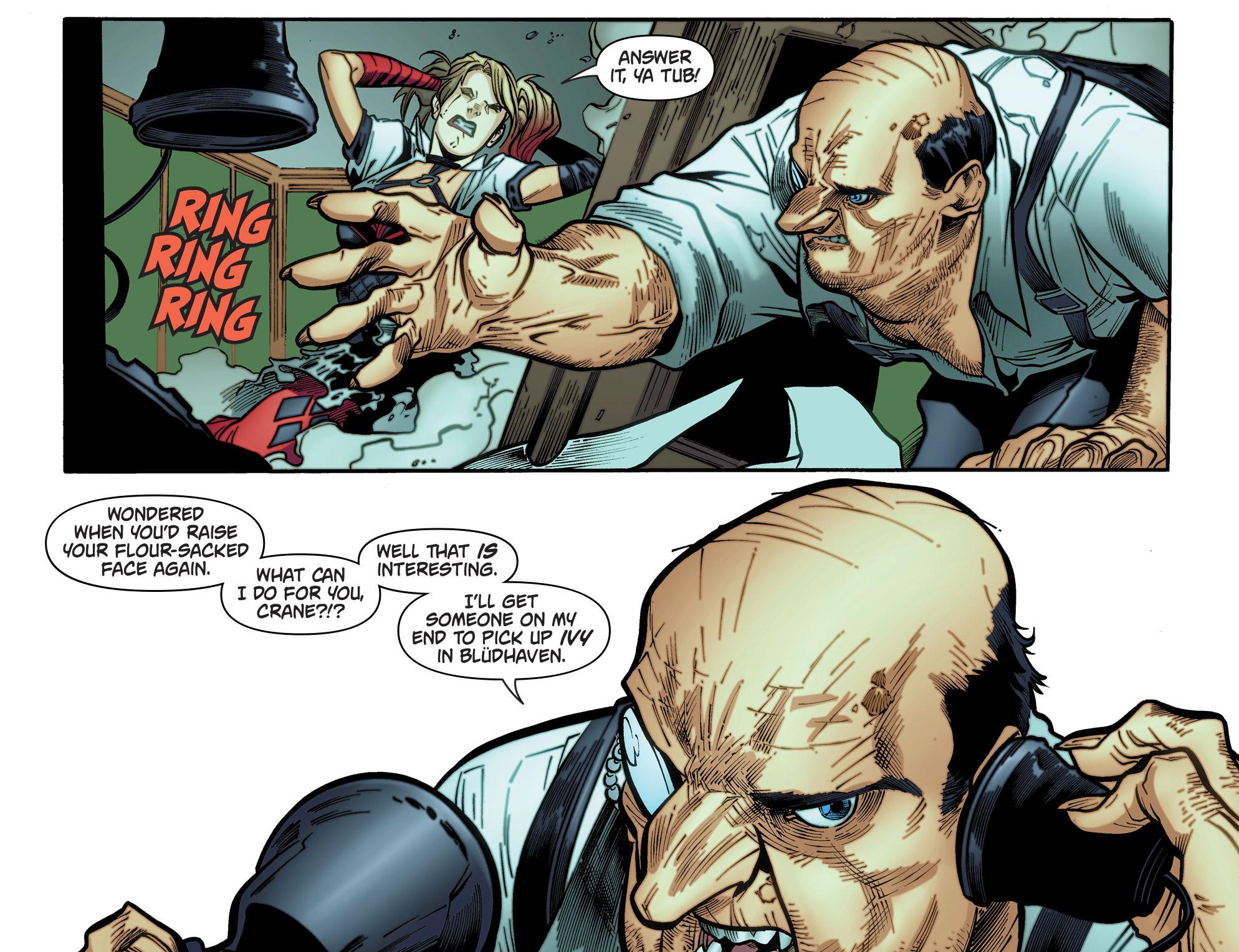 Batman: Arkham Knight [I] Issue #36 #38 - English 10