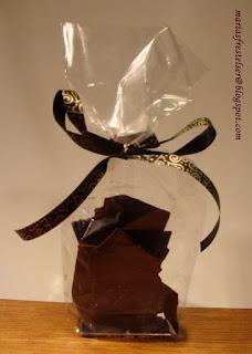 Chokladflarn med flingsalt