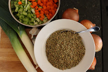 Barefoot Contessa Lentil Vegetable Soup