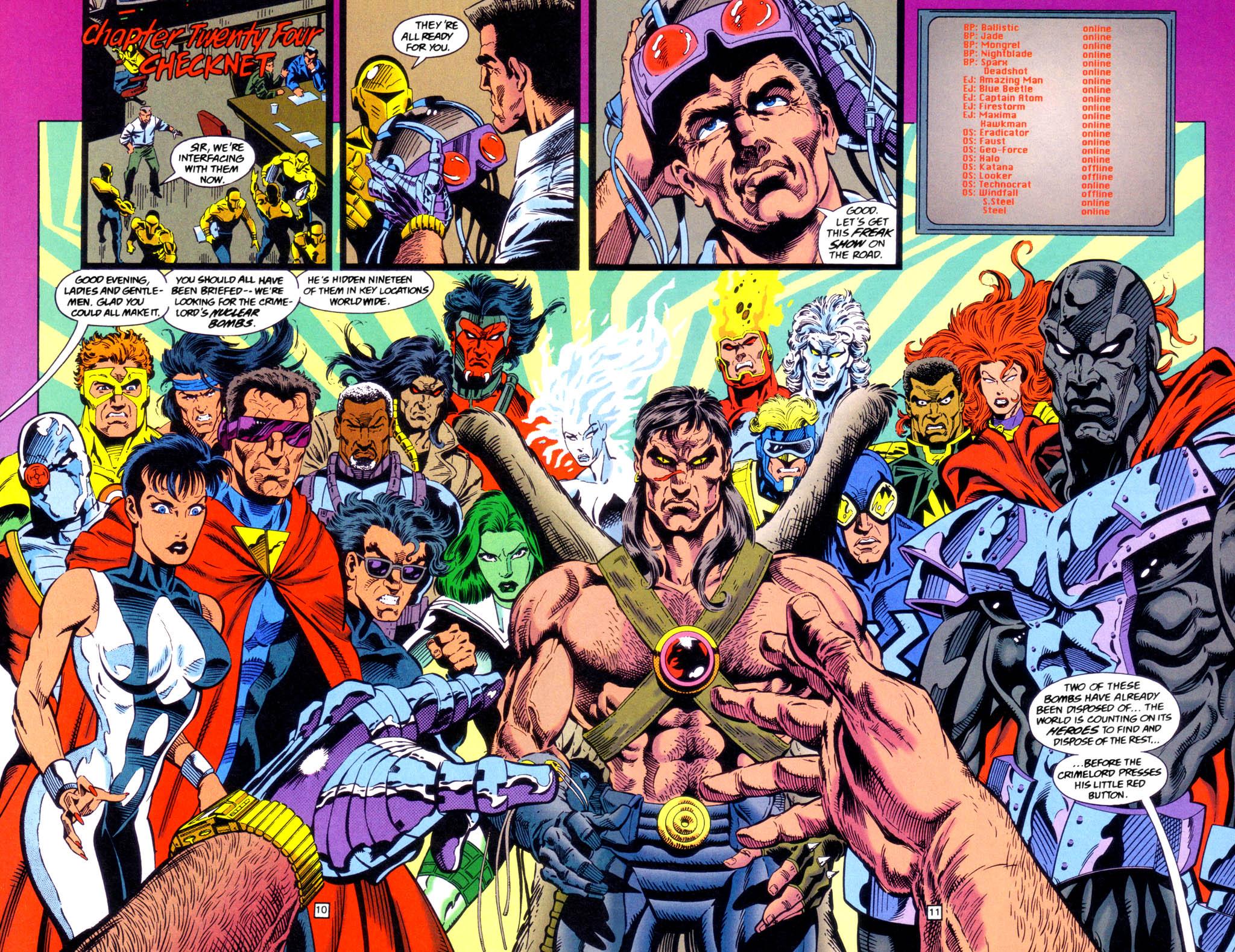 Deathstroke (1991) Issue #49 #54 - English 11