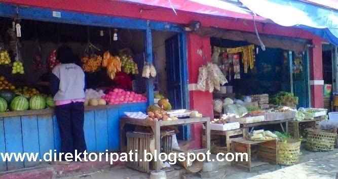 Pasar Rogowangsan Pati