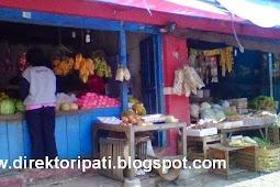 Berkunjung ke Pasar Rogowangsan Pati