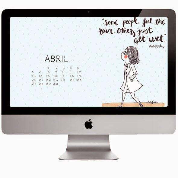 Abril, qué bonito nombre tienes