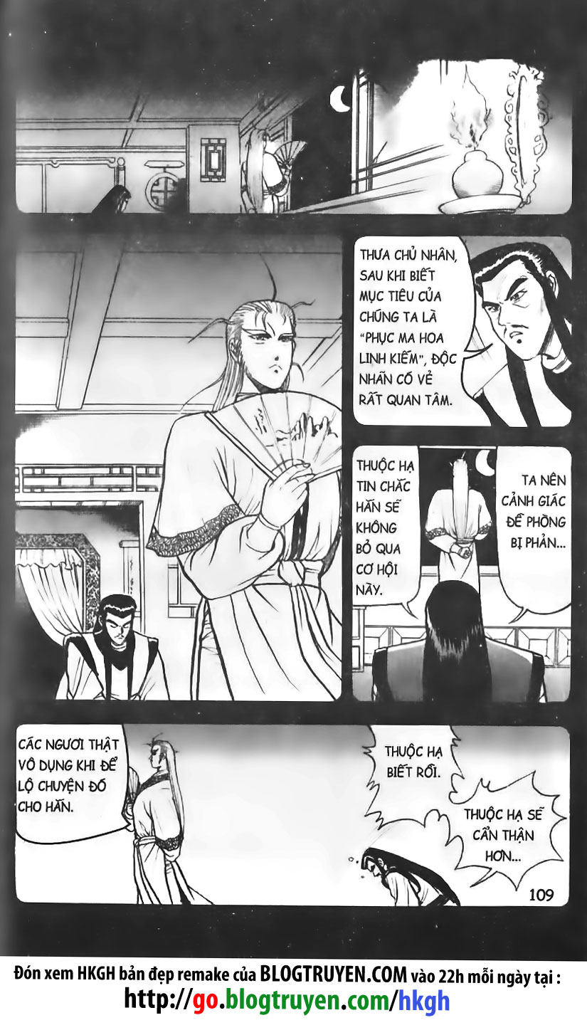 Hiệp Khách Giang Hồ chap 6 page 3 - IZTruyenTranh.com