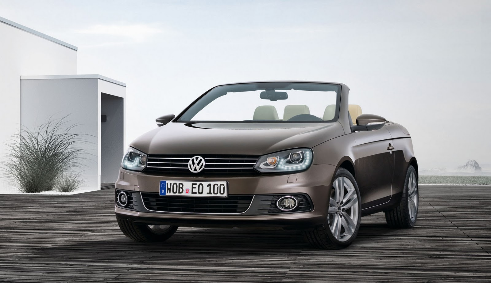 best car models all about cars volkswagen 2012 eos. Black Bedroom Furniture Sets. Home Design Ideas