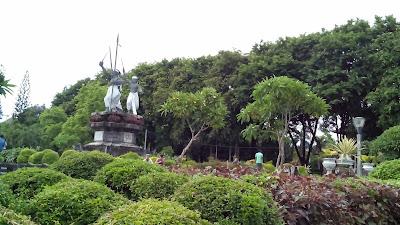 Lapangan Puputan Badung Di Denpasar