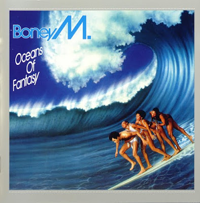 BONEY M. – (1979) OCEANS OF FANTASY