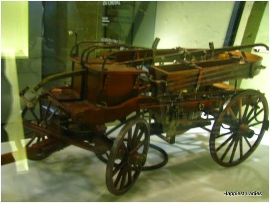 horsecart collection- horse museum - chantilly