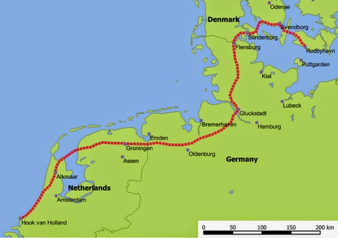 The Cycling Dutchman Long distance cycling with two toddlers