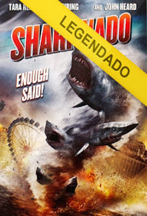 Sharknado – Legendado