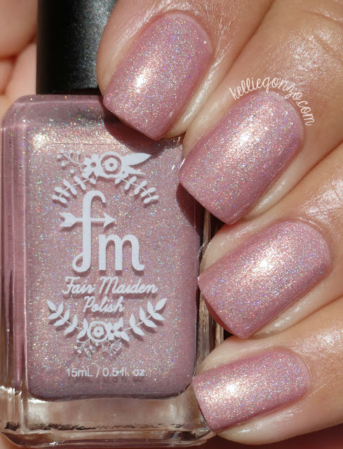 Fair Maiden Polish Ice Petals
