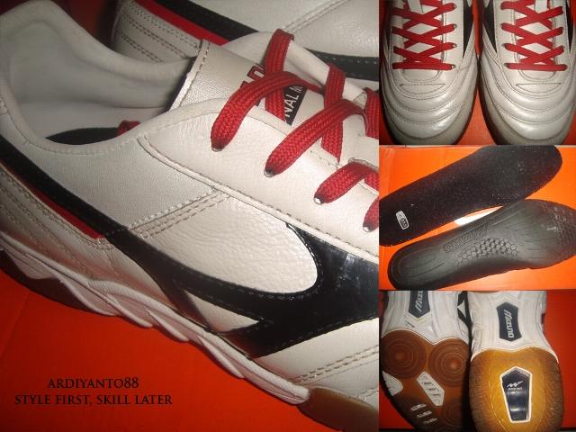 Football and Futsal Boots: REVIEW - Mizuno Morelia Pro IN