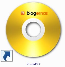 Cara Enteng Burning File Image ISO ke DVD (Full Gambar Tutotorial)