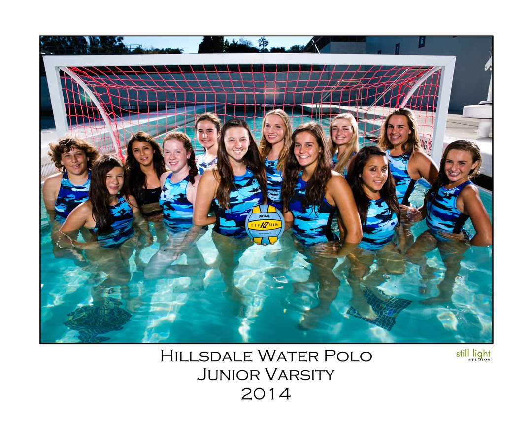 San Mateo Hillsdale High School Girls Water Polo Team Photo by Still Light Studios, School Sports and Senior Portrait Photography in Bay Area, cinematic, nature