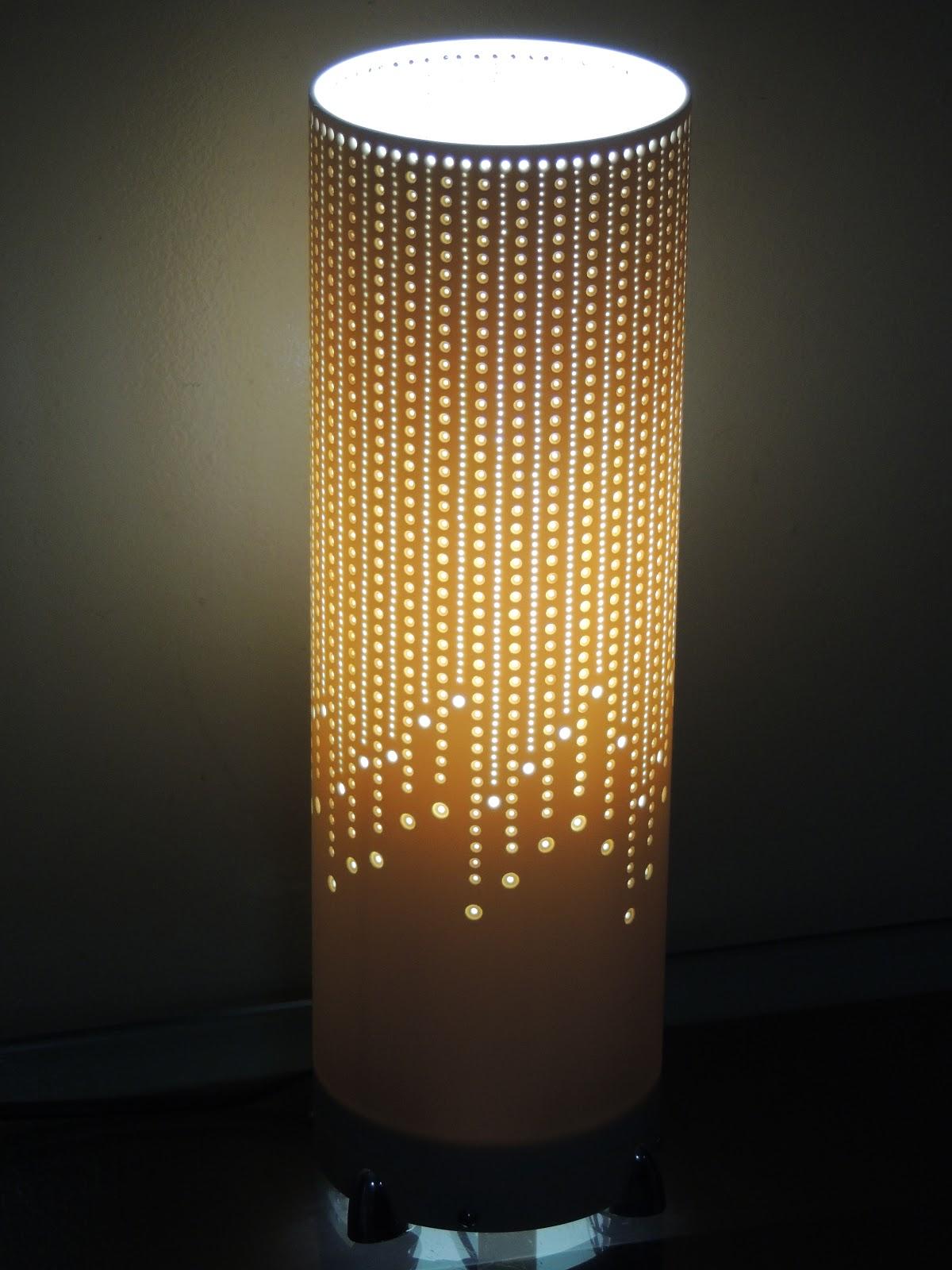 Artes braz luminarias em pvc 31 03 13 07 04 13 - Lamparas lucena ...