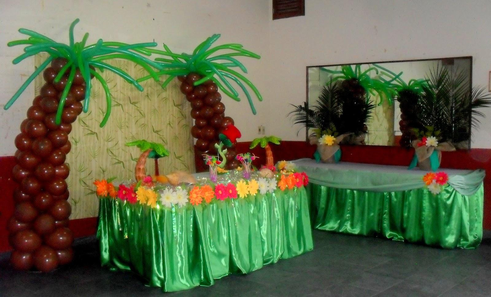 decoracao festa havaiana ? Doitri.com