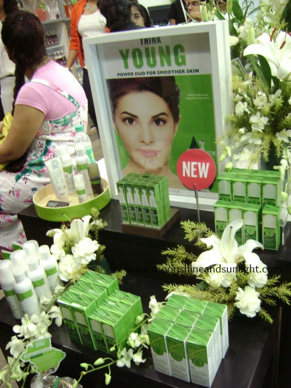 Drops Of Youth Bloggers event in Kolkata By The Body Shop India