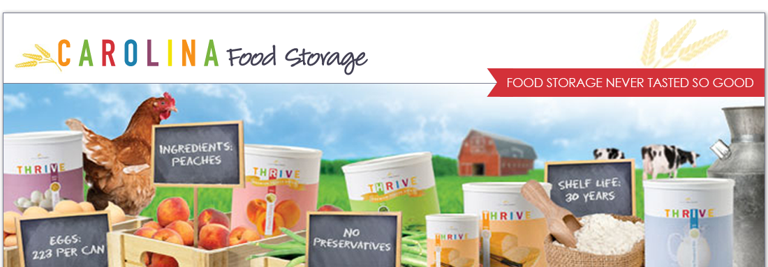 Carolina Food Storage