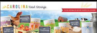 Carolina Food Storage