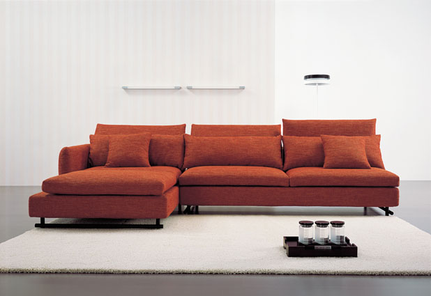 Domus sectional sofa modern interior furniture design for Domus building cleaning company