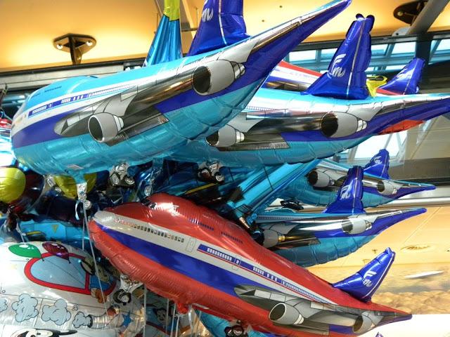 Planes Plaza