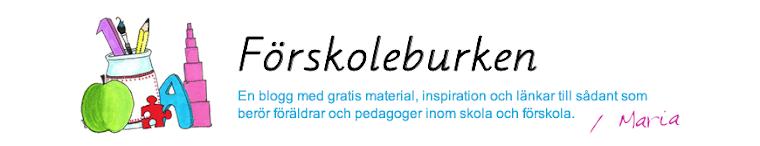 Förskoleburken